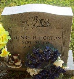 Henry H Horton