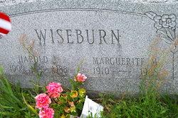 Marguerite M Wiseburn
