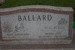 Denzil Guy Ballard
