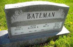 Blanche B. <i>Jones</i> Bateman