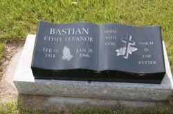 Ethel Eleanor <i>Saunders</i> Bastian