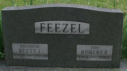 Betty Louise <i>Feezel</i> Waddell