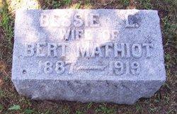 Bessie L. Mathiot