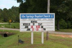 Abe Springs Baptist Church Cemetery
