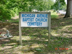 Hayes Shed and Michigan Avenue Cemetery