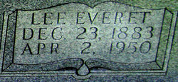 Lee Everett Janes