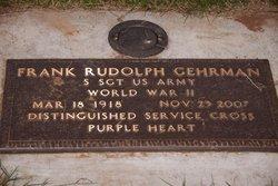 Frank Rudolph Gehrman