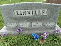 Elsie G. <i>Barnard</i> Linville