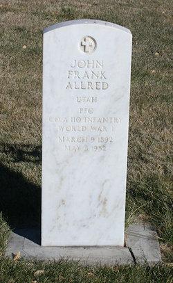 John Franklin Allred