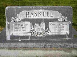 Chester Leroy Haskell