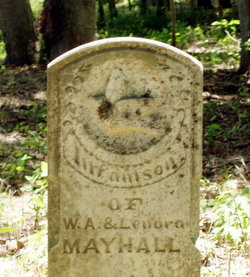 Infant Son Mayhall