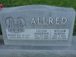 Lillian Lenora <i>Anderson</i> Allred