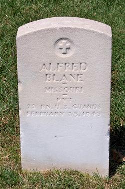 Alfred <i>(Raines)</i> Blane