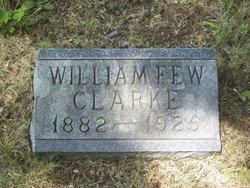 William Few Clarke