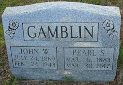 John Wesley Gamblin
