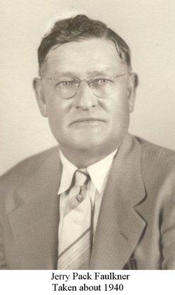 Jerry Pack Faulkner
