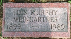 Lois <i>Murphy</i> Weingartner