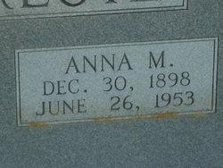 Anna M Breitkreutz
