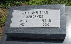 Gail <i>McMillan</i> Behrends