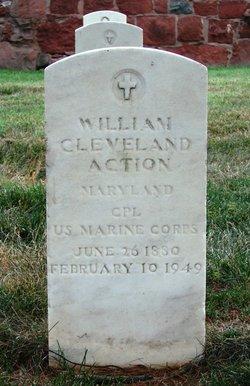 William Cleveland Action