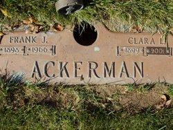 Frank J. Ackerman