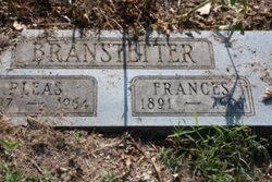 Anna Frances <i>McGinnis</i> Branstetter