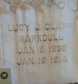 Lucy Jane <i>Clark</i> Barkdull