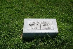 Willie Olive Davis