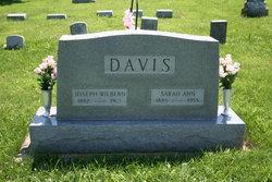 Joseph Wilbern Davis