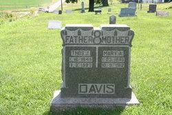 Mary Ann <i>Martin</i> Davis