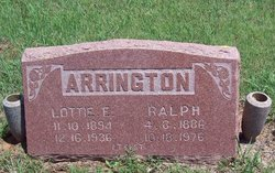 Ralph Arrington