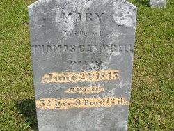 Mary Campbell