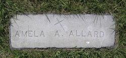 Amela Aime Ada <i>Fontaine</i> Allard