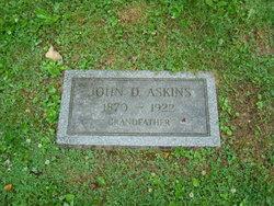 John D Askins