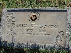 Amelia Kay <i>Pope</i> Browning