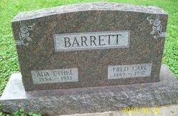Ada Ethel Barrett