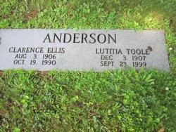 Clarence Ellis Anderson