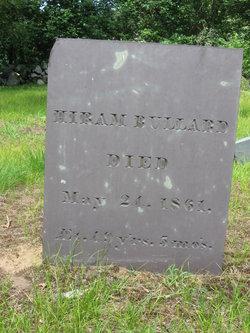 Hiram Bullard