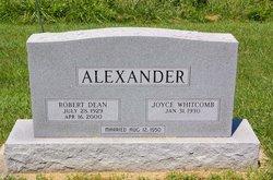 Robert Dean Alexander