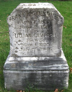 Lillian <i>Campbell</i> Avery