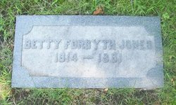 Betty <i>Forsyth</i> Jones