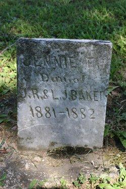 Jennie F Baker
