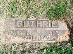 Mary Elizabeth <i>Townley</i> Guthrie