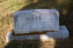 Edward Moses Eddie Akins