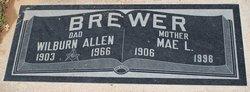 Wilburn Allen Brewer