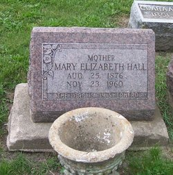 Mary Elizabeth <i>Mahoney</i> Hall