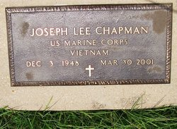Joseph Lee Chapman