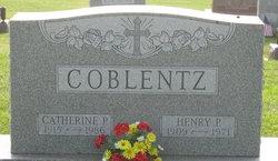 Catherine Pauline <i>Adams</i> Coblentz
