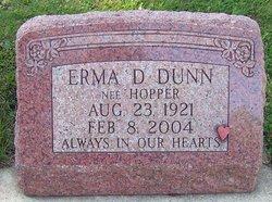 Erma D <i>Hopper</i> Dunn