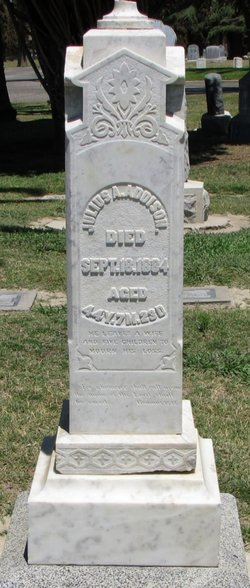 Julius A Addison